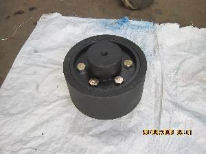 Brake Drum With Flexible Coupling 02