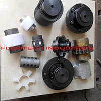 Flexible Shaft Coupling