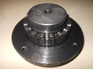 Taper Grid Resilient Couplings