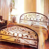 Wrought Iron Furniture (WHF 602)