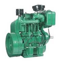 Air Cooled Diesel Engine (12 to 20 HP)