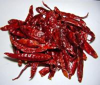 334 Dried Red Chilli