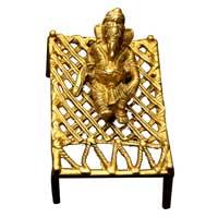 Brass Ganesh Statue (G 121)