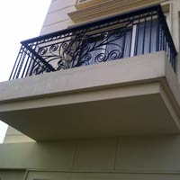 Stainless Steel Balcony Railings