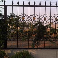 Stainless Steel Garden Railings