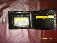 Mens American Leather Wallets
