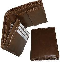 Mens European Leather Wallet (NW 10)
