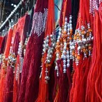Cotton Rakhi Threads