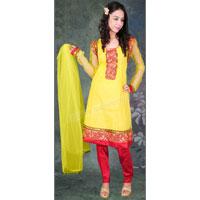 Anarkali Salwar Kameez 01