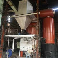 Horizontal Four Pass Thermic Fluid Heater