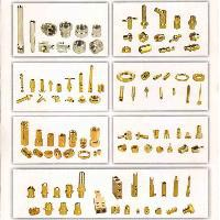 Brass Component, Brass Fittings