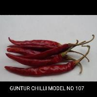 Guntur Dried Red Chilli