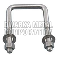 Stainless Steel U Bolts 01