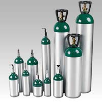 Speciality Gas Cylinder