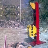 Bank Operated Cableway System