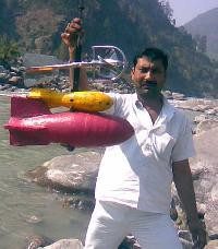 Propeller Water Current Meter
