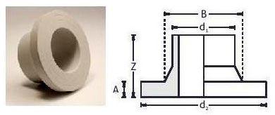 Atub Flange - Adaptor