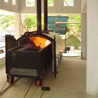 Gasifier Based Crematorium