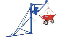 Mini Construction Lift 200 Kgs