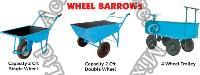 Slab Trolley With Wheel Barrows 02