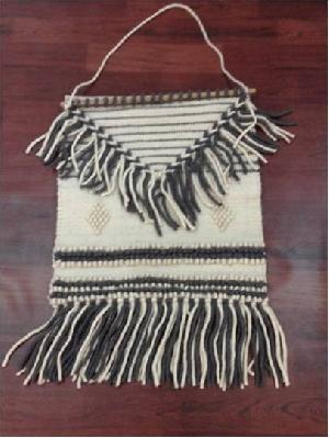 AW- 0051-Handwoven Wall Hanging