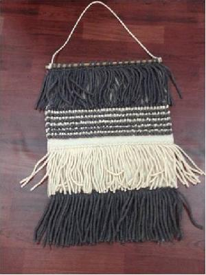 AW-0052-Handwoven Wall Hanging