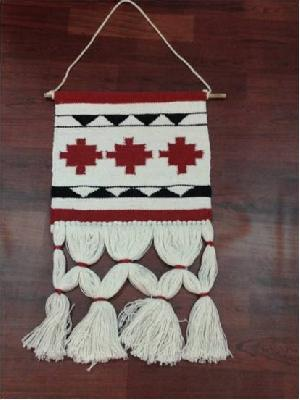 AW-0053-Handwoven Wall Hanging