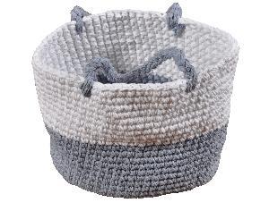 AW - Crochet Cotton Basket -007