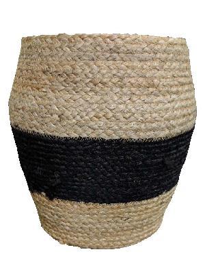 AW-Jute Braided  Basket - 0027