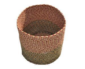 AW - Jute Braided Basket- 005