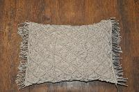 AW Macrame Cushion 118