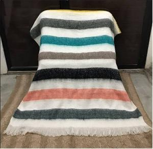 AW-Mohair Throw - 0049