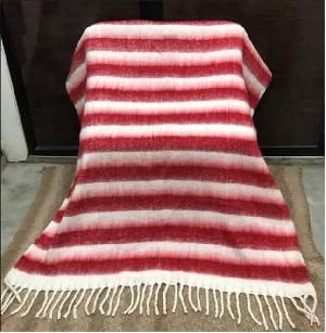 AW-Mohair Throw - 0052