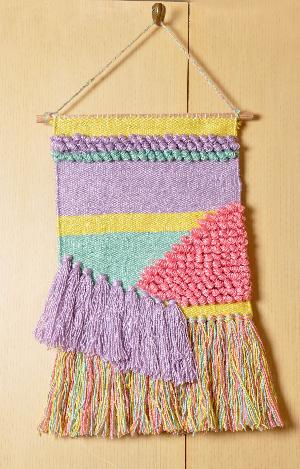 AW_1575 -Pet Yarn Wall Hanging