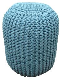 UBS- Knitted Rope Pouf-109