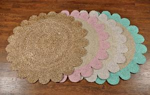 Indoor Braided Rug (0240)