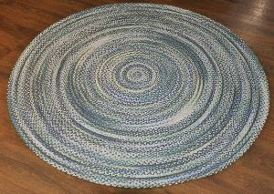Indoor Braided Rug (0608)