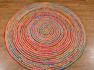 Indoor Braided Rug (123)