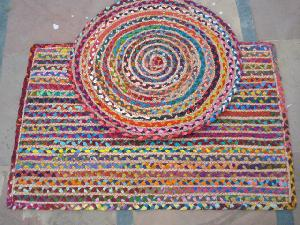 Indoor Braided Rug (164)
