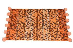 Indoor Cotton Printed Rug (0002)