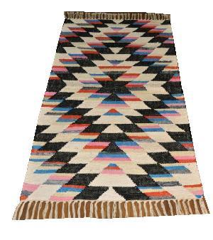 Indoor Cotton Wool Rug (0611)