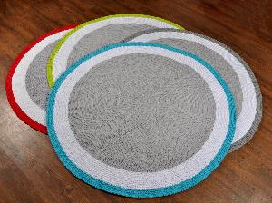 Indoor Crochet Rug (0038)