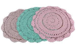 Indoor Crochet Rug (0344)