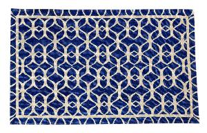 Indoor Jute Printed Rug (0073)