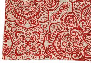Indoor Jute Printed Rugs