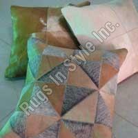 Cushion Cover Diamond Blocks