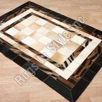 Elegant Patchwork Carpet (Rocky Crest)