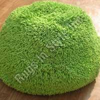 Round Cotton Beanbag