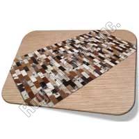 Stripe Patchwork Carpet (Bomadi)