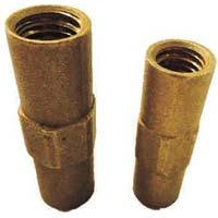 Copper Bonded Electrode Coupling